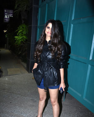 Sai Tamhankar - Photos: Maddock Films New Office Party At Santacruz | Picture 1718940