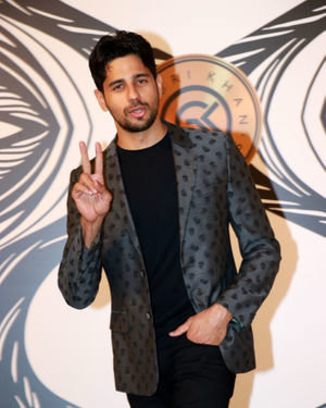 Sidharth Malhotra - Photos: Party At Gauri Khan Designs Store
