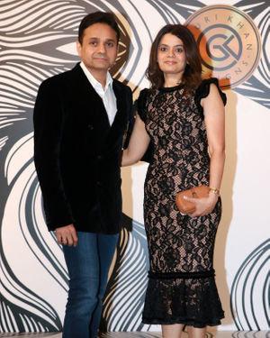 Photos: Party At Gauri Khan Designs Store