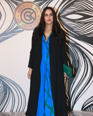 Neha Dhupia - Photos: Party At Gauri Khan Designs Store