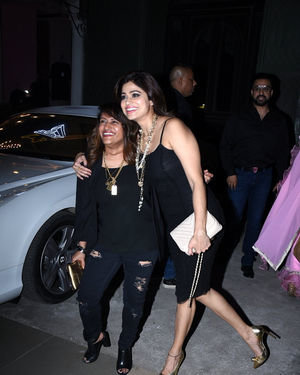 Photos: Shamita Shetty's Birthday Party At Lower Parel