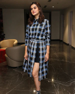 Photos: Taapsee Pannu At Special Trailer Preview Of Thappad | Picture 1718913