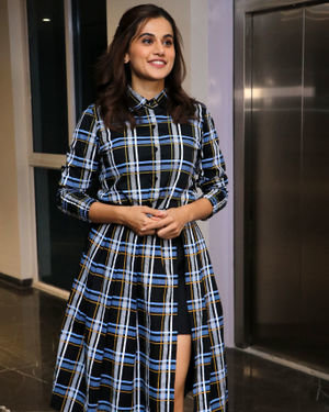 Photos: Taapsee Pannu At Special Trailer Preview Of Thappad | Picture 1718916