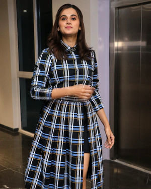 Photos: Taapsee Pannu At Special Trailer Preview Of Thappad | Picture 1718910