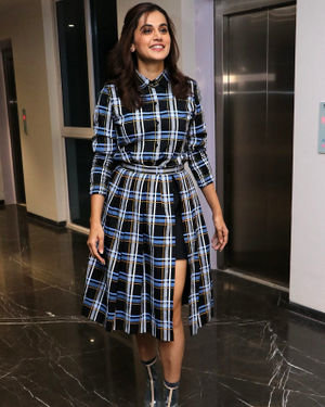 Photos: Taapsee Pannu At Special Trailer Preview Of Thappad | Picture 1718909