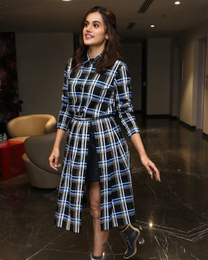 Photos: Taapsee Pannu At Special Trailer Preview Of Thappad | Picture 1718914