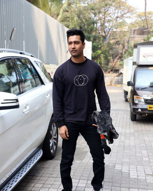 Vicky Kaushal - Photos: Trailer Launch Of Film Bhoot The Haunted Ship At Pvr Juhu   Picture 1719027
