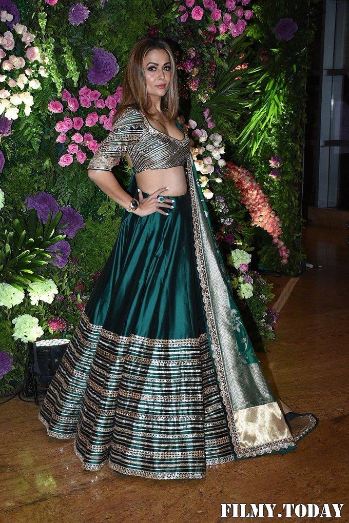 Amrita Arora - Photos: Armaan Jain & Anissa Malhotra Wedding Reception | Picture 1719640