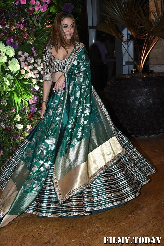 Amrita Arora - Photos: Armaan Jain & Anissa Malhotra Wedding Reception   Picture 1719644