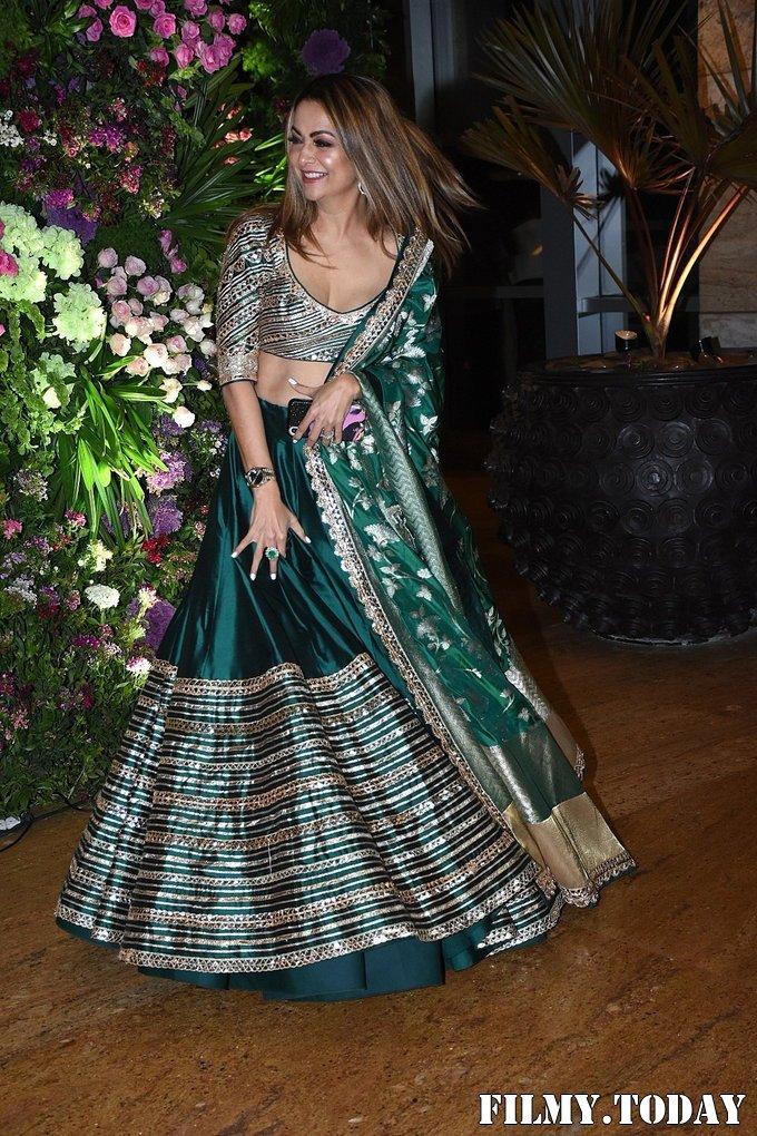 Amrita Arora - Photos: Armaan Jain & Anissa Malhotra Wedding Reception   Picture 1719645
