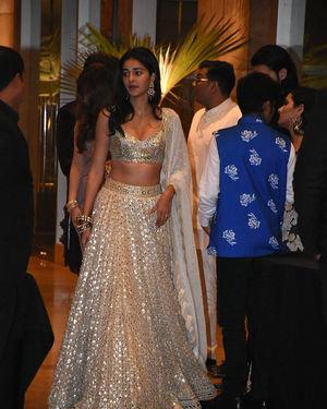Ananya Pandey - Photos: Armaan Jain & Anissa Malhotra Wedding Reception | Picture 1719562