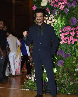 Anil Kapoor - Photos: Armaan Jain & Anissa Malhotra Wedding Reception   Picture 1719600