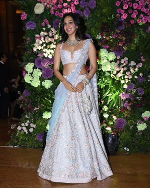 Kiara Advani - Photos: Armaan Jain & Anissa Malhotra Wedding Reception