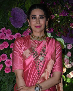 Karisma Kapoor - Photos: Armaan Jain & Anissa Malhotra Wedding Reception