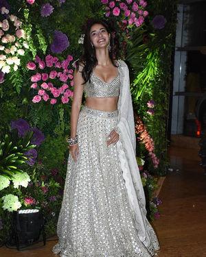 Ananya Pandey - Photos: Armaan Jain & Anissa Malhotra Wedding Reception | Picture 1719565