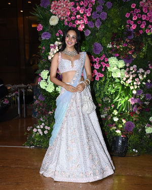 Kiara Advani - Photos: Armaan Jain & Anissa Malhotra Wedding Reception   Picture 1719653