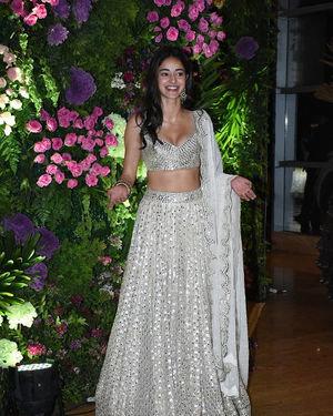 Ananya Pandey - Photos: Armaan Jain & Anissa Malhotra Wedding Reception | Picture 1719567