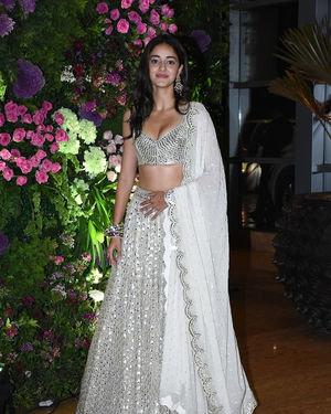 Ananya Pandey - Photos: Armaan Jain & Anissa Malhotra Wedding Reception | Picture 1719568