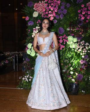 Kiara Advani - Photos: Armaan Jain & Anissa Malhotra Wedding Reception   Picture 1719654