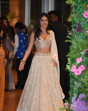 Ananya Pandey - Photos: Armaan Jain & Anissa Malhotra Wedding Reception | Picture 1719563