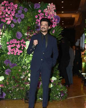 Anil Kapoor - Photos: Armaan Jain & Anissa Malhotra Wedding Reception   Picture 1719601