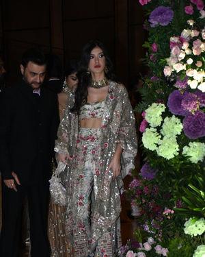 Photos: Armaan Jain & Anissa Malhotra Wedding Reception