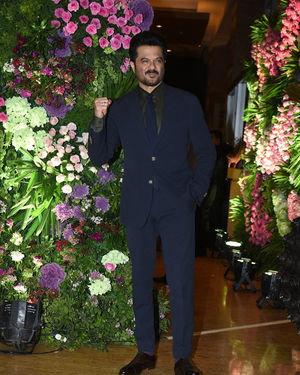 Anil Kapoor - Photos: Armaan Jain & Anissa Malhotra Wedding Reception