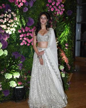 Ananya Pandey - Photos: Armaan Jain & Anissa Malhotra Wedding Reception | Picture 1719566