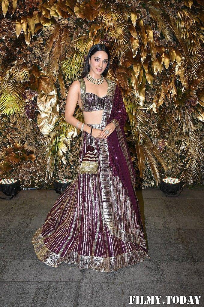 Kiara Advani - Photos: Armaan Jain And Anissa Malhotra Wedding Reception In Mumbai | Picture 1719733
