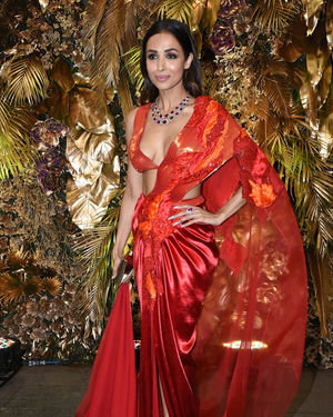 Malaika Arora - Photos: Armaan Jain And Anissa Malhotra Wedding Reception In Mumbai | Picture 1719805