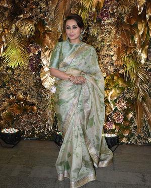 Rani Mukerji - Photos: Armaan Jain And Anissa Malhotra Wedding Reception In Mumbai | Picture 1719783
