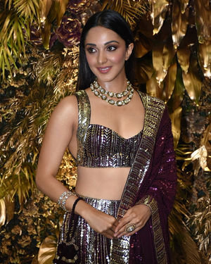 Kiara Advani - Photos: Armaan Jain And Anissa Malhotra Wedding Reception In Mumbai