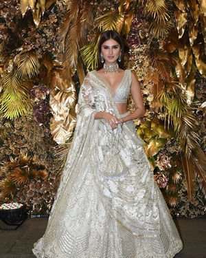 Tara Sutaria - Photos: Armaan Jain And Anissa Malhotra Wedding Reception In Mumbai | Picture 1719790