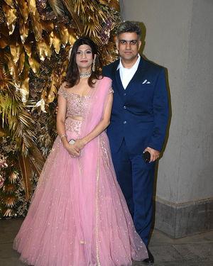 Photos: Armaan Jain And Anissa Malhotra Wedding Reception In Mumbai | Picture 1719737