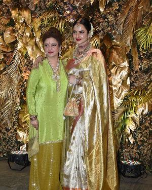 Photos: Armaan Jain And Anissa Malhotra Wedding Reception In Mumbai | Picture 1719730