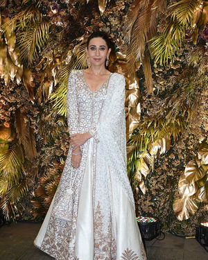 Karisma Kapoor - Photos: Armaan Jain And Anissa Malhotra Wedding Reception In Mumbai