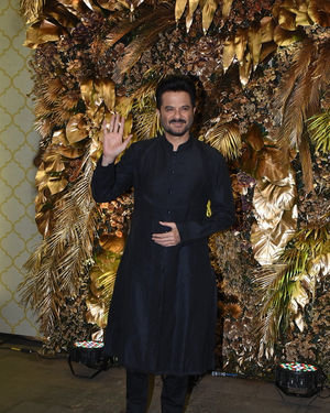 Anil Kapoor - Photos: Armaan Jain And Anissa Malhotra Wedding Reception In Mumbai | Picture 1719740