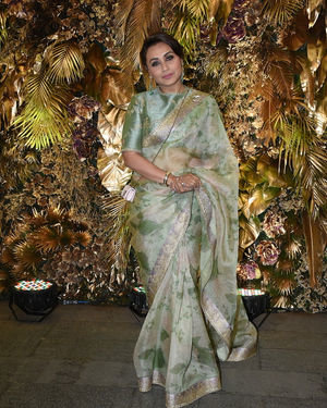 Rani Mukerji - Photos: Armaan Jain And Anissa Malhotra Wedding Reception In Mumbai