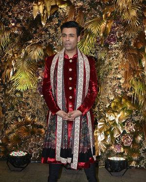 Karan Johar - Photos: Armaan Jain And Anissa Malhotra Wedding Reception In Mumbai | Picture 1719777