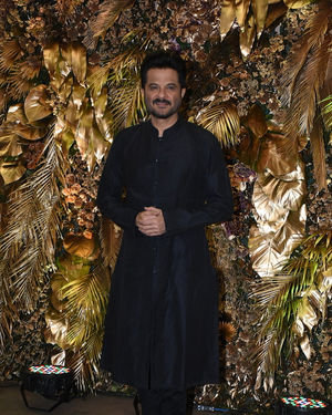 Anil Kapoor - Photos: Armaan Jain And Anissa Malhotra Wedding Reception In Mumbai | Picture 1719738