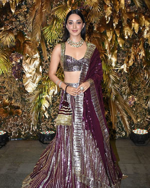 Kiara Advani - Photos: Armaan Jain And Anissa Malhotra Wedding Reception In Mumbai | Picture 1719734