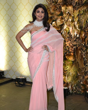 Shilpa Shetty - Photos: Armaan Jain And Anissa Malhotra Wedding Reception In Mumbai