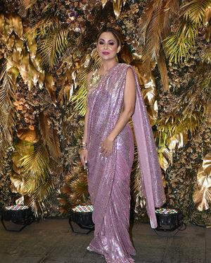 Amrita Arora - Photos: Armaan Jain And Anissa Malhotra Wedding Reception In Mumbai | Picture 1719761