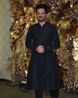 Anil Kapoor - Photos: Armaan Jain And Anissa Malhotra Wedding Reception In Mumbai | Picture 1719742