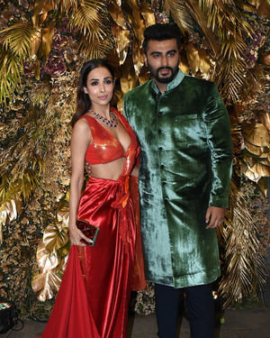 Photos: Armaan Jain And Anissa Malhotra Wedding Reception In Mumbai