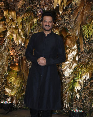 Anil Kapoor - Photos: Armaan Jain And Anissa Malhotra Wedding Reception In Mumbai | Picture 1719739