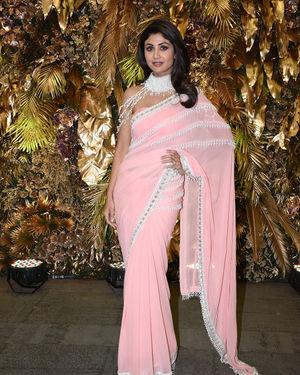 Shilpa Shetty - Photos: Armaan Jain And Anissa Malhotra Wedding Reception In Mumbai