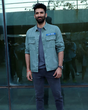 Aditya Roy Kapur - Photos: Malang Cast At Luv Films Office In Andheri | Picture 1719834