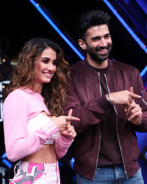 Photos: Promotion Of Film Malang On The Sets Of Dance Plus 5 | Picture 1719703