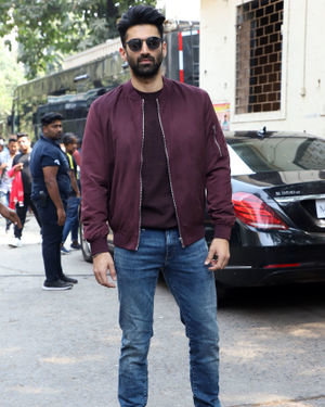 Aditya Roy Kapur - Photos: Promotion Of Film Malang On The Sets Of Dance Plus 5 | Picture 1719698